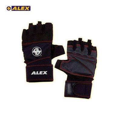 ALEX POWER 手套 (自行車 單車 健身 重量訓練【98250145】≡排汗專家≡