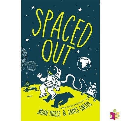[文閲原版]外太空之旅 英文原版 Spaced Out 精品繪本 太空 兒童詩歌 6-12歲