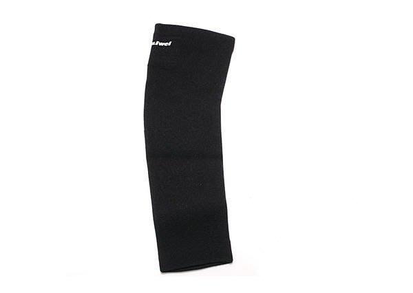 全新 凱威0861 全臂式護套 長款護肘 肘部保暖 籃球護臂 林書豪著用 黑色 H23