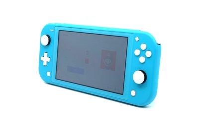 【台中青蘋果】任天堂 Nintendo Switch Lite 藍綠色 二手 遊戲 主機 #63562