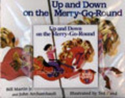 *小貝比的家* UP AND DOWN ON THE MERRY-GO-ROUND /平裝書+JYCD