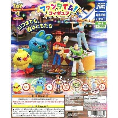 大賀屋 日貨 轉蛋 玩具總動員4 歡樂時間 公仔 扭蛋 收藏品 玩具 兒童玩具 迪士尼 正版 L00011700