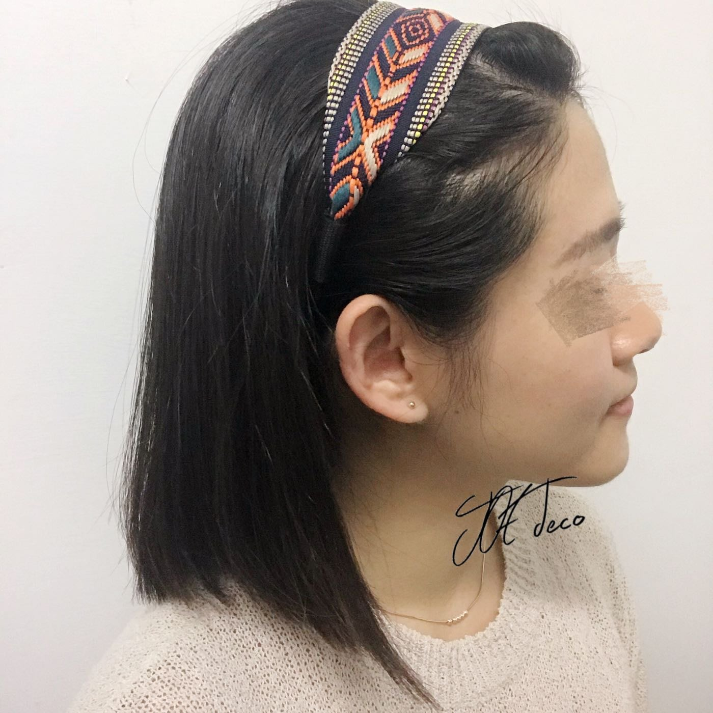 JOE deco▫️手作寬版髮帶 買1送1