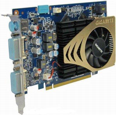 技嘉 GV-N95TD3-512H 顯示卡【GeForce 9500 GT晶片】PCI-E介面、128Bit、經濟實用