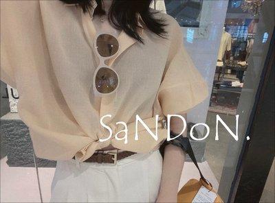 山東:MOUSSY 夏季新品 涼爽透視感口袋排釦設計感襯衫 SLY SNIDEL 200609