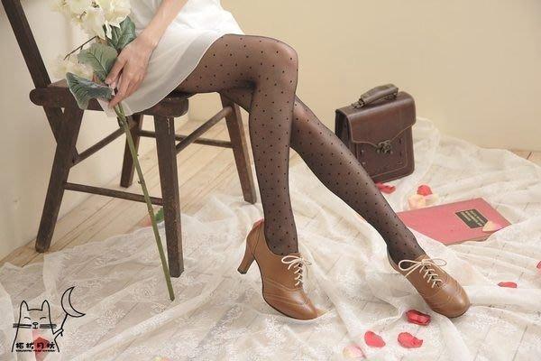 【拓拔月坊】日本知名品牌 M&M Frifla 點點 水玉 褲襪 日本製~現貨!