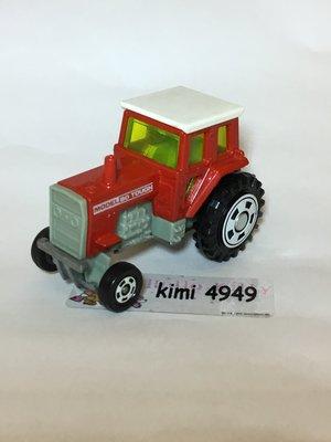1974 TOMICA 多美小汽車 AMERICAN FARM TRACTOR 拖拉機