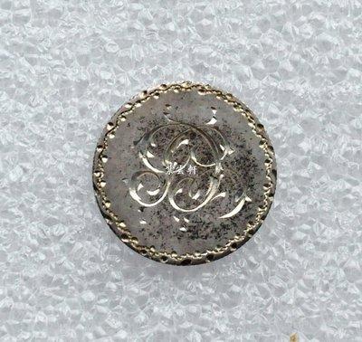 『紫雲軒』 美國1895年10美分Love token銀質愛情信物代用幣 Scdt0535