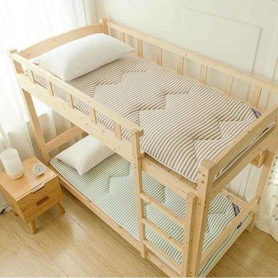 店長嚴選學生床墊 單人0.9 米宿舍加厚榻榻米海綿上下鋪寢室1.2m單人床褥