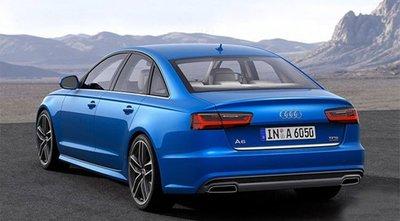 瑞比 Audi A6 S6 RS6 C7 C7.5 Sedan Dynamic 動態燈 流水燈 LED尾燈