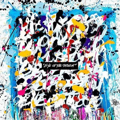 特價預購 ONE OK ROCK Eyeof the Storm  (日版通常盤CD) 最新2019 航空版