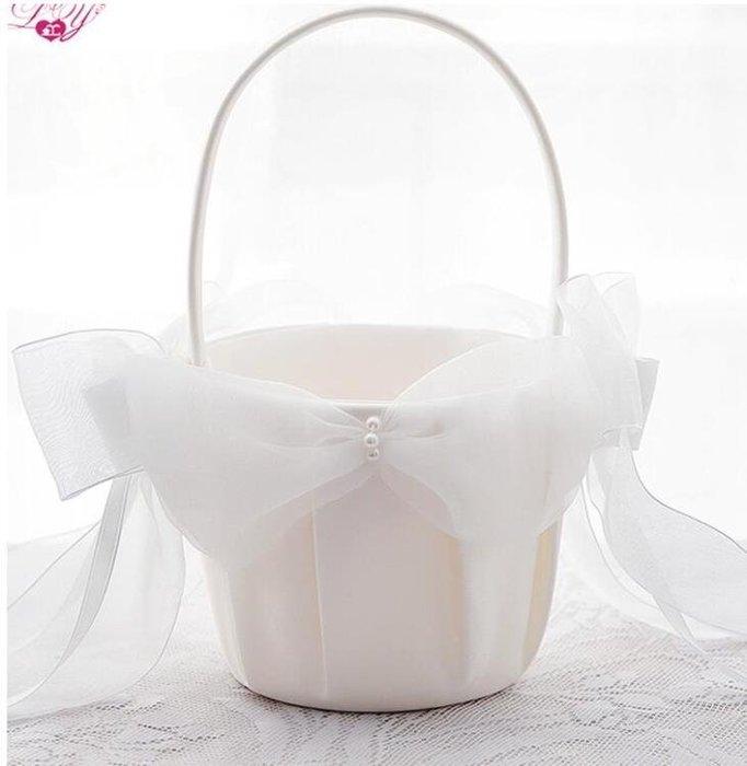 花童籃 西式結婚慶禮用品道具花童花籃