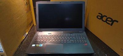 清倉【ASUS】ROG GL552VW 電競(i7-6700HQ/ 8G/ 128SSD+1TB/ 960M/ 15吋/ FHD) 彰化縣
