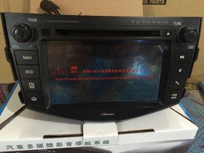 TOYOTA/ 豐田 RAV4 08~12年 原廠 DVD 主機 (車美仕)