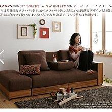 梳化 梳化床 sofa 沙發 日式多功能梳化床 辦公室  租房 劏房 190926tr1006