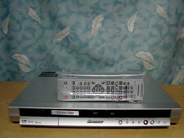 保固3個月【小劉二手家電】PIONEER DVD錄放影機,DVR-320型,壞機也可修/抵!