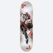 DGK Mashups Vaughn 8.1 Skateboard Deck