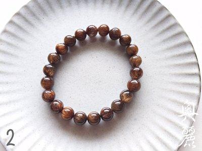 ORLI奧麗水晶。《現貨》天然紅銅髮晶手珠。9MM滿礦順髮貓眼紅銅鈦晶手鍊2號