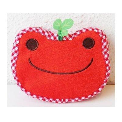 Pickles the Frog 青蛙 化妝包 草莓 紅色 水果店 日本
