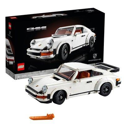 拼裝積木樂高積木拼裝機械組系列10295保時捷911turbo汽車模型兒童玩具