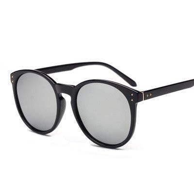 墨鏡 偏光太陽眼鏡-黑框金屬連接鉚釘男女眼鏡配件3色73en69[獨家進口][米蘭精品]
