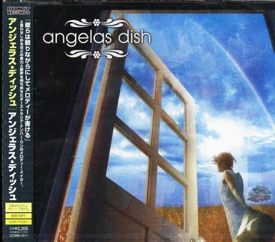 K - Angelas Dish - Angelas Dish - 日版 - NEW