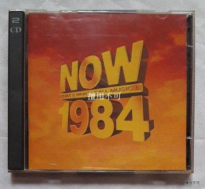 英版 Now That′s What I Call Music! 1984 2CD合輯【免運】