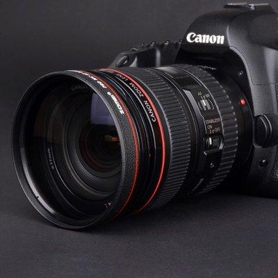 Zomei卓美67MM 72MM廣角鏡頭0.45x倍附加鏡鏡頭超薄100%無暗角 18-135 旅遊鏡 轉出82MM
