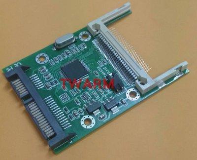 《德源科技》r)CF轉SATA 轉換卡 CF卡轉SATA 採用高速JM20330芯片 廠家直銷 新北市