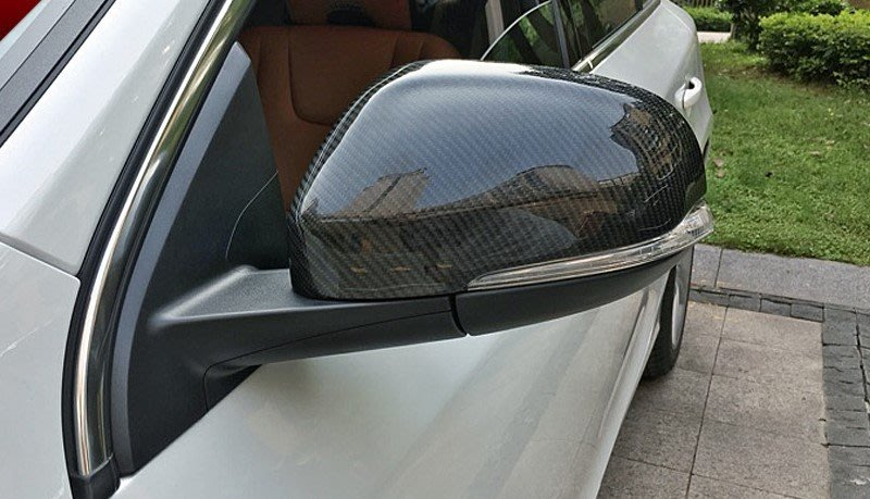 VOLVO S60 V60 V40 碳纖 碳纖維 後視鏡 照後鏡 Rdesign Heico Polestar T5 T