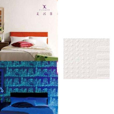 【夏法羅 窗藝】日本進口 夜晚發光城市 壁紙 AE-106373