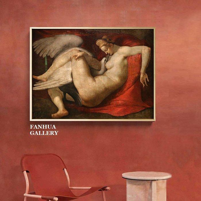 C - R - A - Z - Y - T - O - W - N 米開朗基羅人像掛畫工作室藝術裝飾畫世界名畫歐式油畫