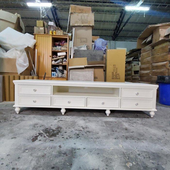 美生活館 家具訂製 客製化 全紐松 百合白 電視櫃 TV 櫃 收納櫃 也可訂製修改尺寸顏色再報價