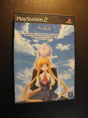 AIR│Play Station 2│編號:G3