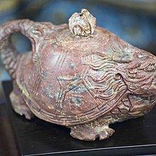 亂太郎*****天然壽山石精雕  茶壺 特價 3500元