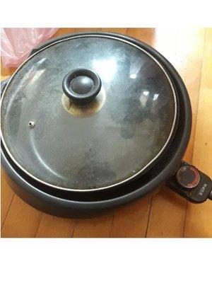 EUPA優柏TSK-858B 多功能電火鍋 (淺鍋) 2.5L 電烤盤 台北市