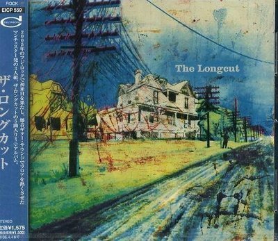 (甲上唱片) THE LONGCUT - Transition - 日盤+2BONUS
