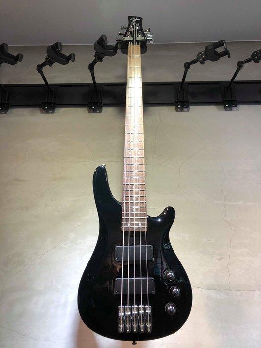 【六絃樂器】全新 HOFMA 黑色五弦電貝斯 /  現貨特價