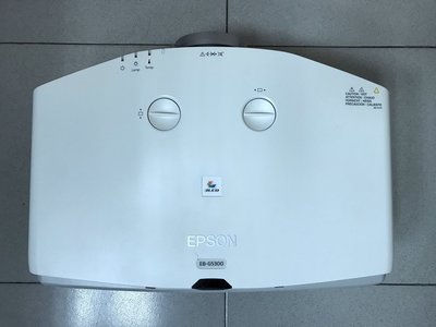 EPSON EB-G5300投影機共兩台(二手故障機)