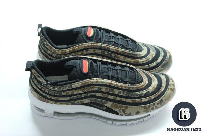 【高冠國際】Nike Air Max 97 PREMIUM QS 氣墊 慢跑鞋 德國 迷彩 限量 AJ2614-204