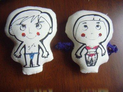 🎁🎁*~☆《amy生活小舖》baiter造型 娃娃 筆插