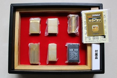 BANDAI 超合金 黃金戰士 軍團全6件 2007年復刻版