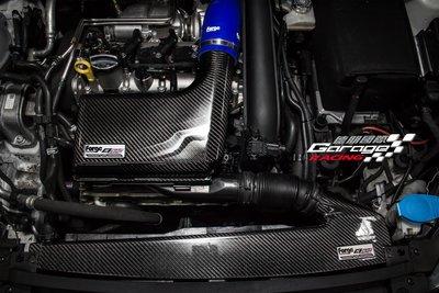 德朋國際 /FORGE 碳纖維 進氣套件 Volkswagen Golf 7 Sportsvan 1.4TSI 實裝