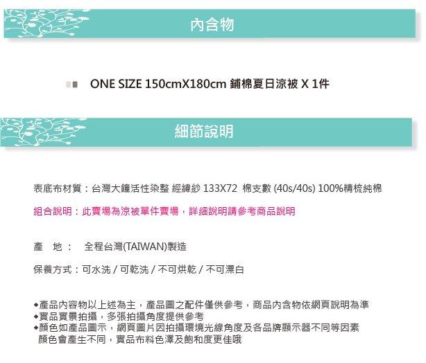 【OLIVIA 】DR370 寶貝熊 藍  5尺X6尺 夏日涼被/車用毯/童用被 【單品】  台灣MIT