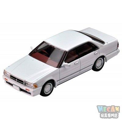 TOMYTEC小汽車 LV-N171b 日產Nissan 塞德里克Gran Turismo SV (白色) 28893