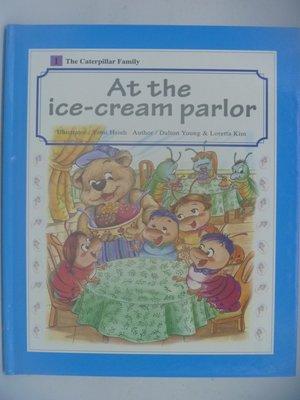 【月界】At the ice-cream parlor-Caterpillar Family-1 〖少年童書〗AII