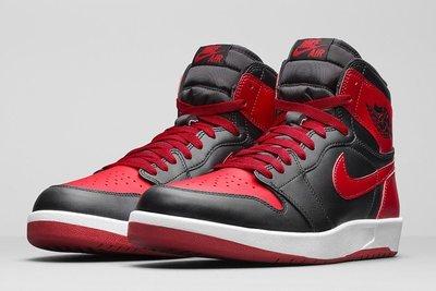 Nike Jordan 1.5 The Return喬丹768861-001黑紅Bred禁穿banned非AJ1一代櫻木