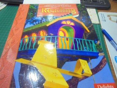 美國國小esl教材課本補充課外讀物繒本reading HM delights 2.2英語閱讀2005年版位5-3美美書房