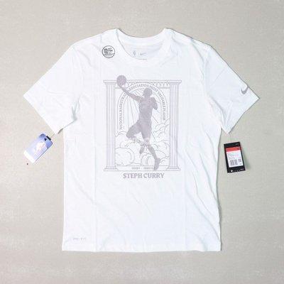 [歐鉉]NIKE DRY STEPHEN CURRY 勇士隊 30 MVP 運動短袖 短T 男生 CT4011-100