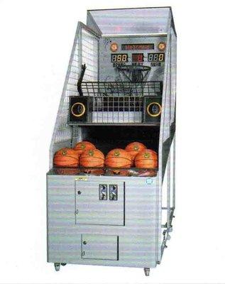 """""""新奇運動用品"""" CHANSON強生 WMH-637 搖滾銀子籃球機 投籃機 街頭籃球"""